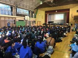 横須賀市青少年推進員連絡協議会主催中学校対抗ウォークラリー大会